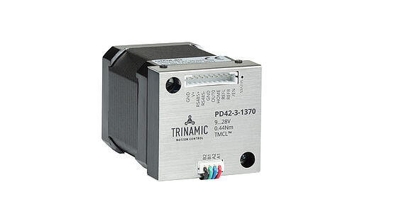 TRINAMIC Motion Control - PANdrive PD42-3-1370-TMCL