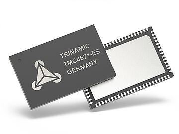 TRINAMIC Motion Control - TMC4671-ES
