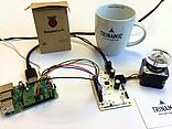 How to drive a stepper motor with Raspberry Pi using TMC5130-EVAL