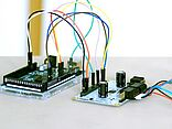 Drive a stepper motor via UART with Arduino Mega using TMC5072-EVAL