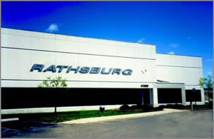 TRINAMIC Motion Control signs with Rathsburg