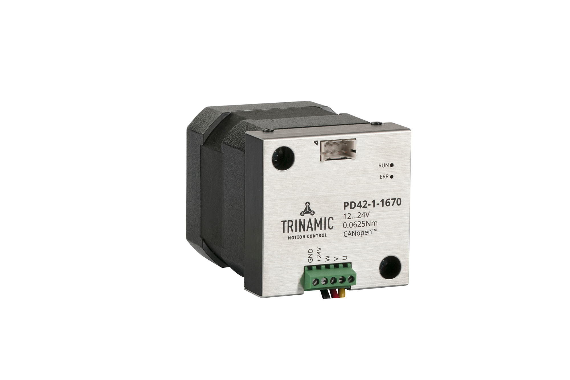 TRINAMIC Motion Control - PANdrive PD42-1-1670-CANopen