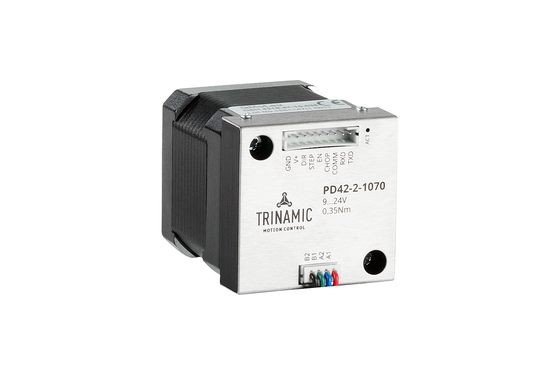TRINAMIC Motion Control - PANdrive PD42-2-1070