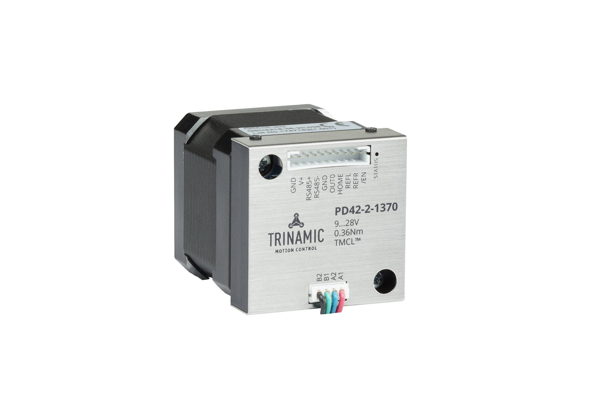 TRINAMIC Motion Control - PANdrive PD42-2-1370-TMCL