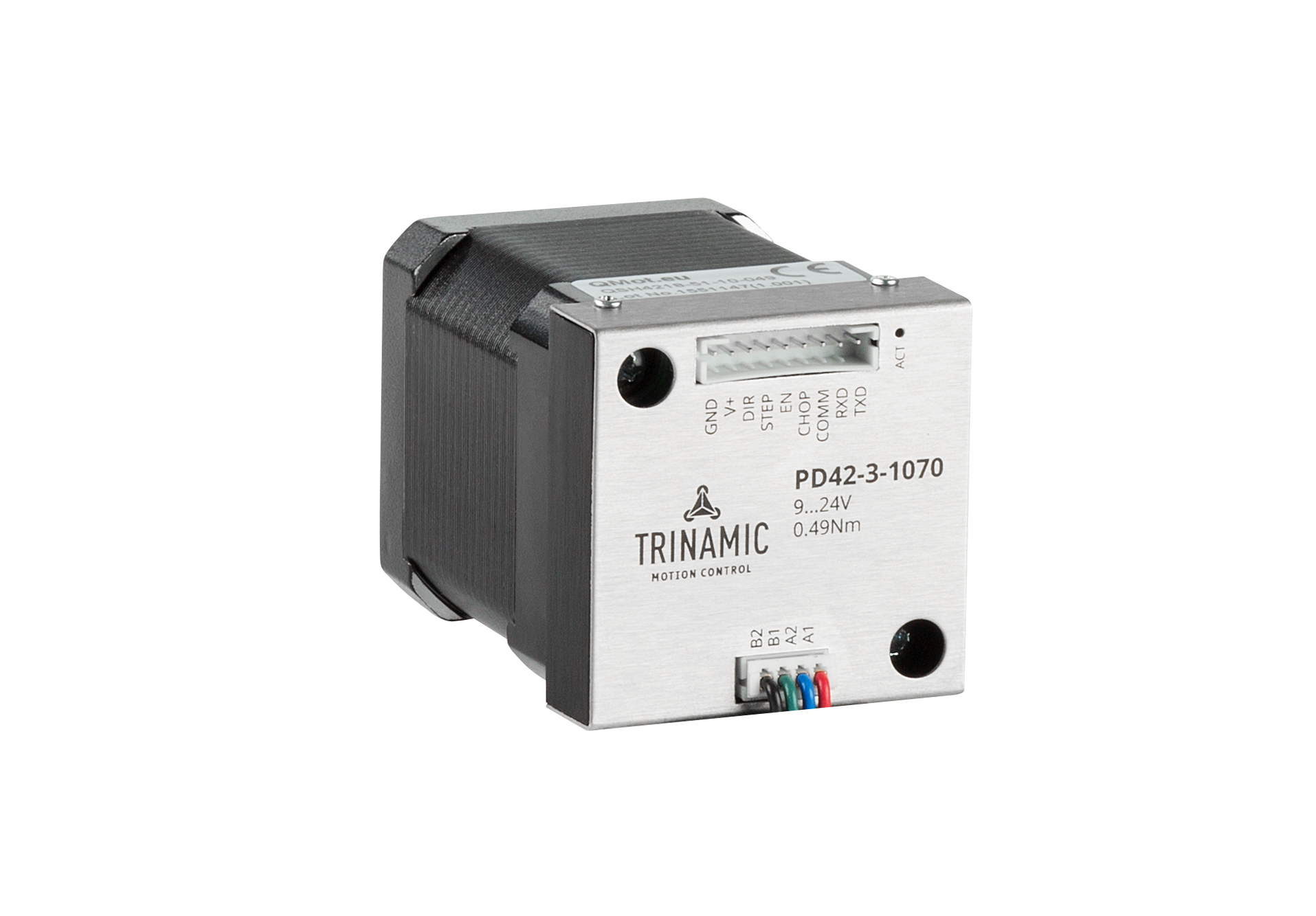 TRINAMIC Motion Control - PANdrive PD42-3-1070