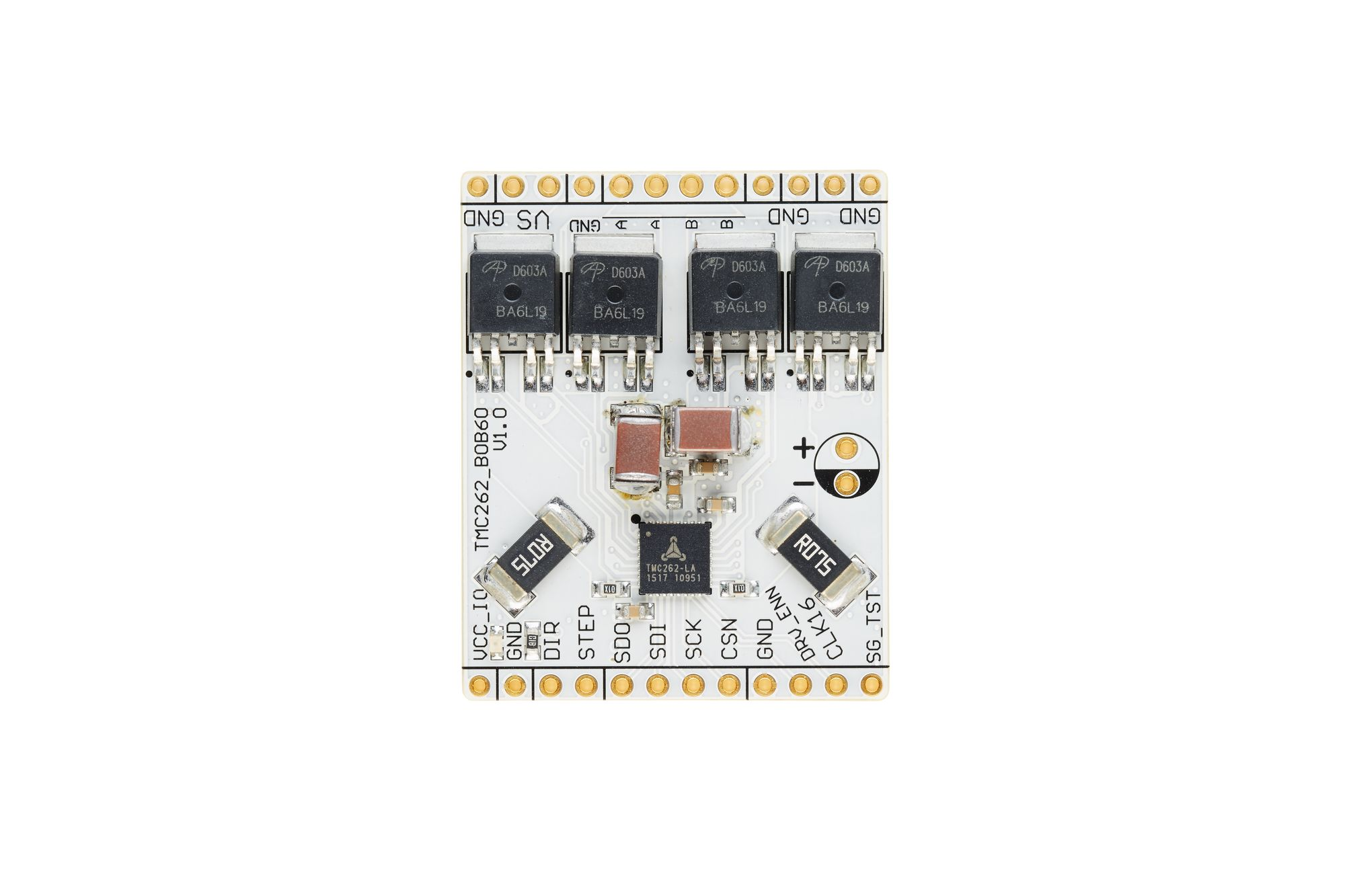 TRINAMIC Motion Control - Breakout Board TMC262-BOB60