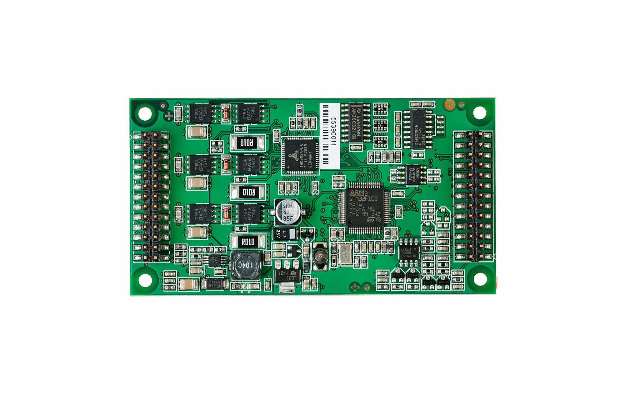 TMCM-1633-CANopen - New CANopen Servo Controller - Trinamic