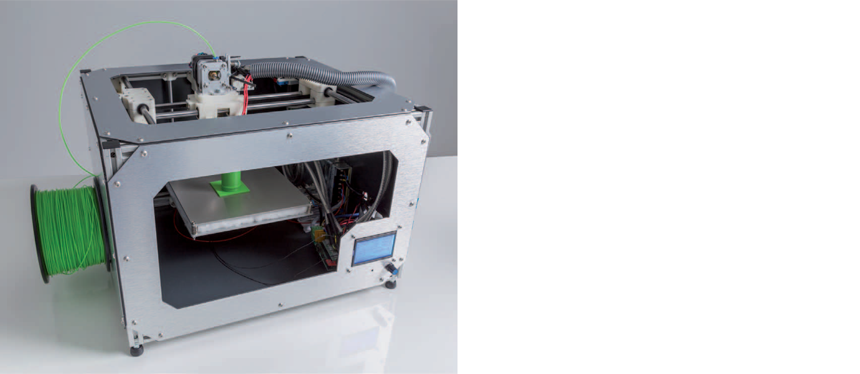 TRINAMIC Motion Control Bild 1: 3D-Drucker